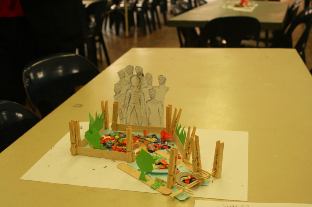 Sacred Heart learners challenge their creativity with sculpture