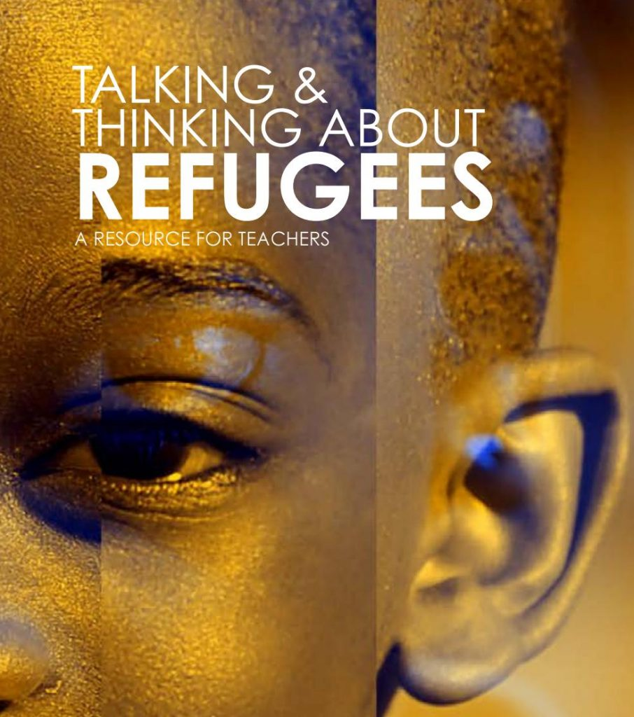 Cover of Talking nd Thinking About Refugees
